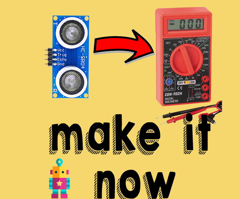 Make a Distance Meter