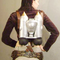 Rocketeer Rocket Pack