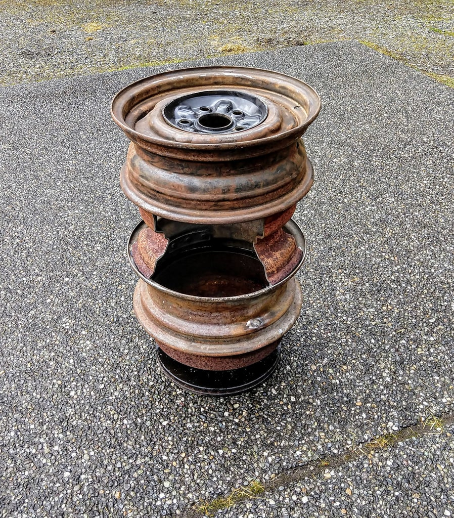 Building the Fire Barrel