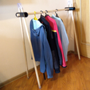Clothes Rack (no Screws)