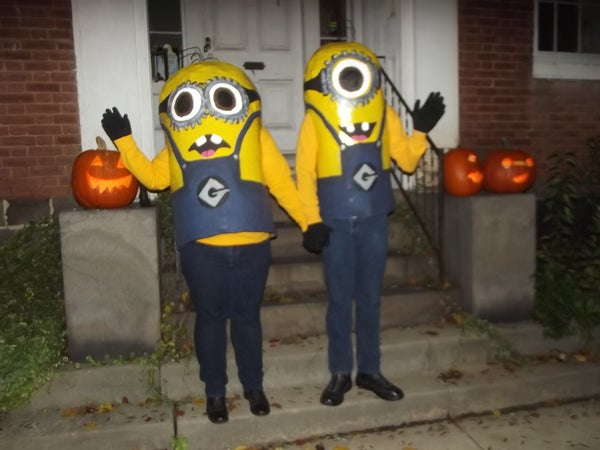 Despicable Me, Minion Costumes.