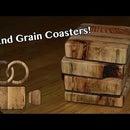 End Grain Coasters