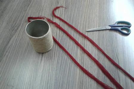 Make Yarn Plait
