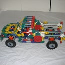 Knex Suspension Pickup Truck **Suspension Upgrade/Mod #1**