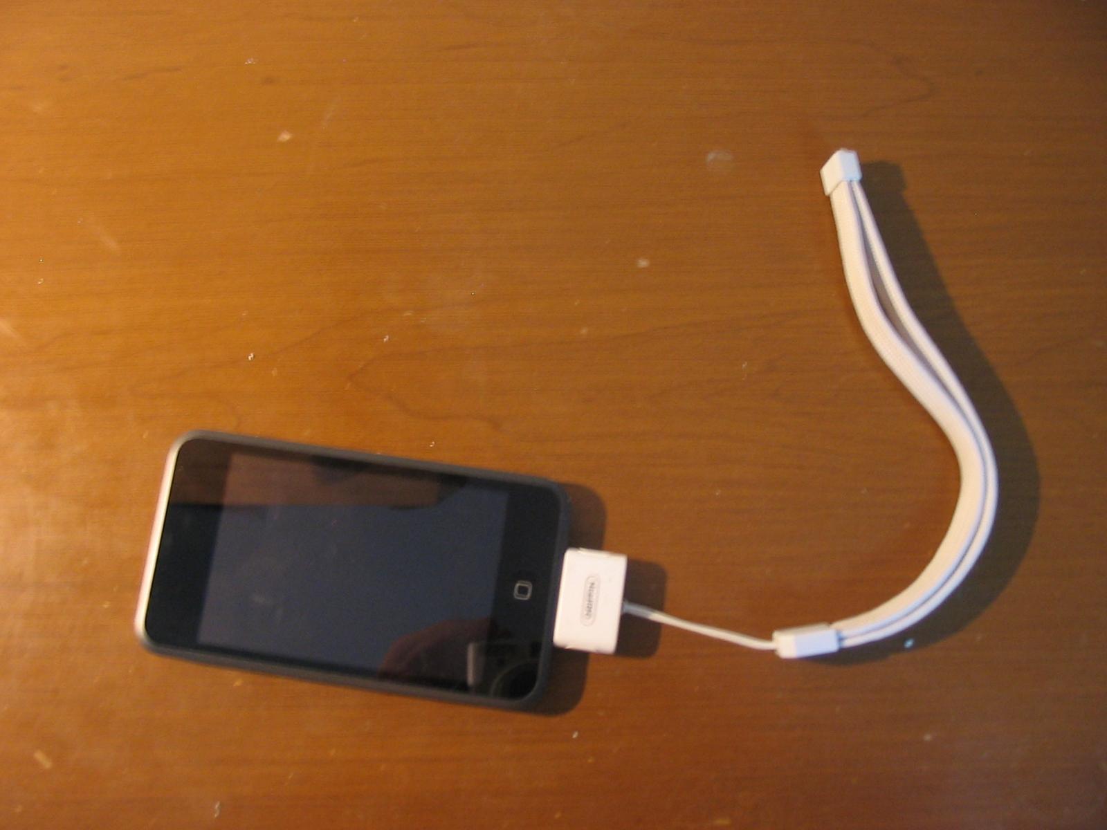 iPhone Locking Wrist Strap