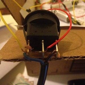 Laser Circuit Wiring