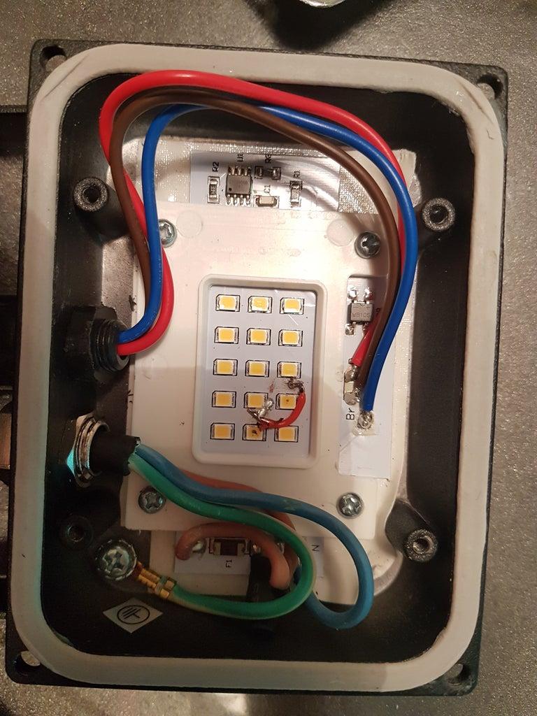 Exposing the Circuit & Repairing It