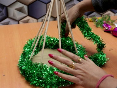 Garland Wrapping