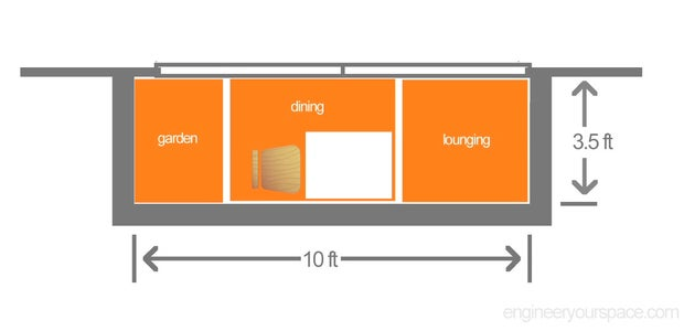 Layout for Furniture