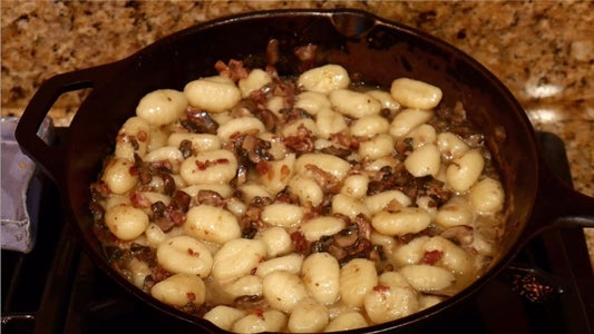 Add in the Gnocchi and Serve and Enjoy!