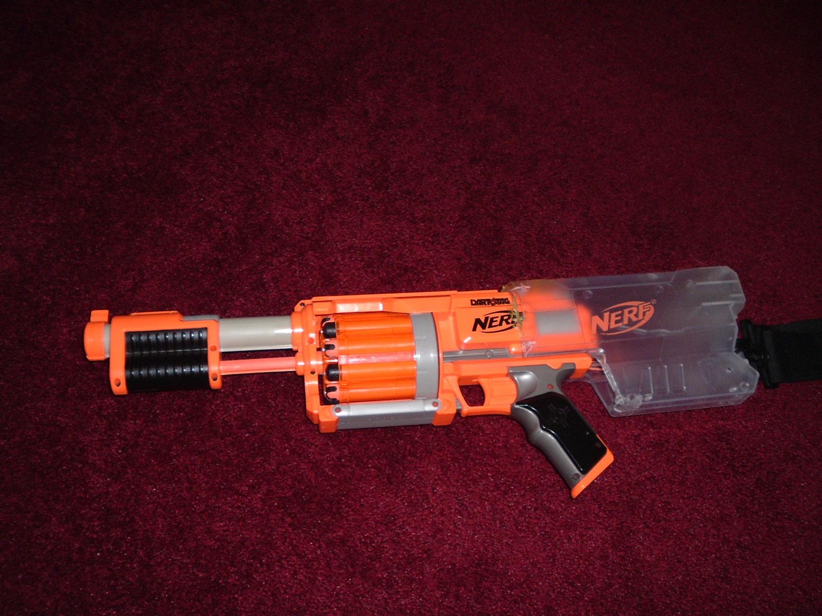 My FuryFire REV-10