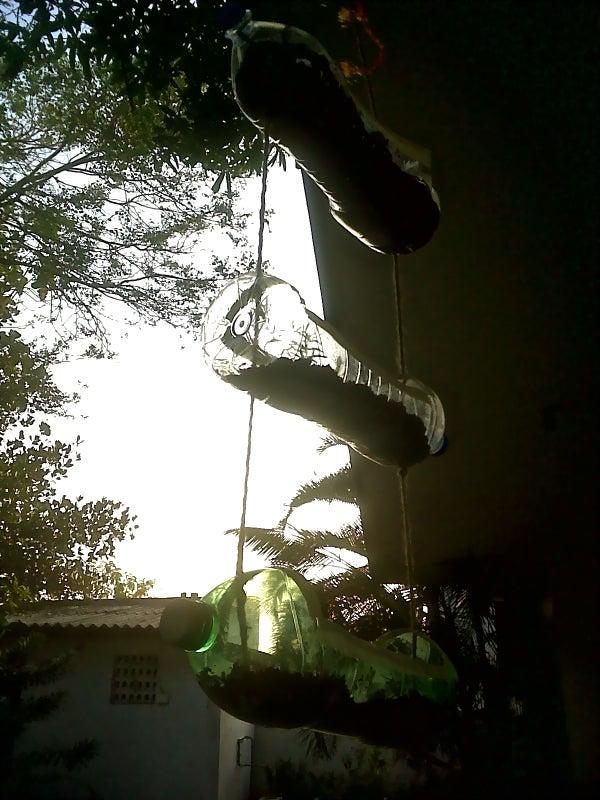 Recycled Hangarden