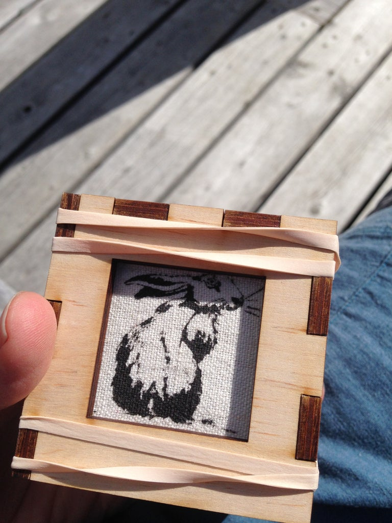 Glue Box Together