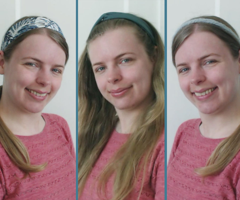 5 Easy Headbands