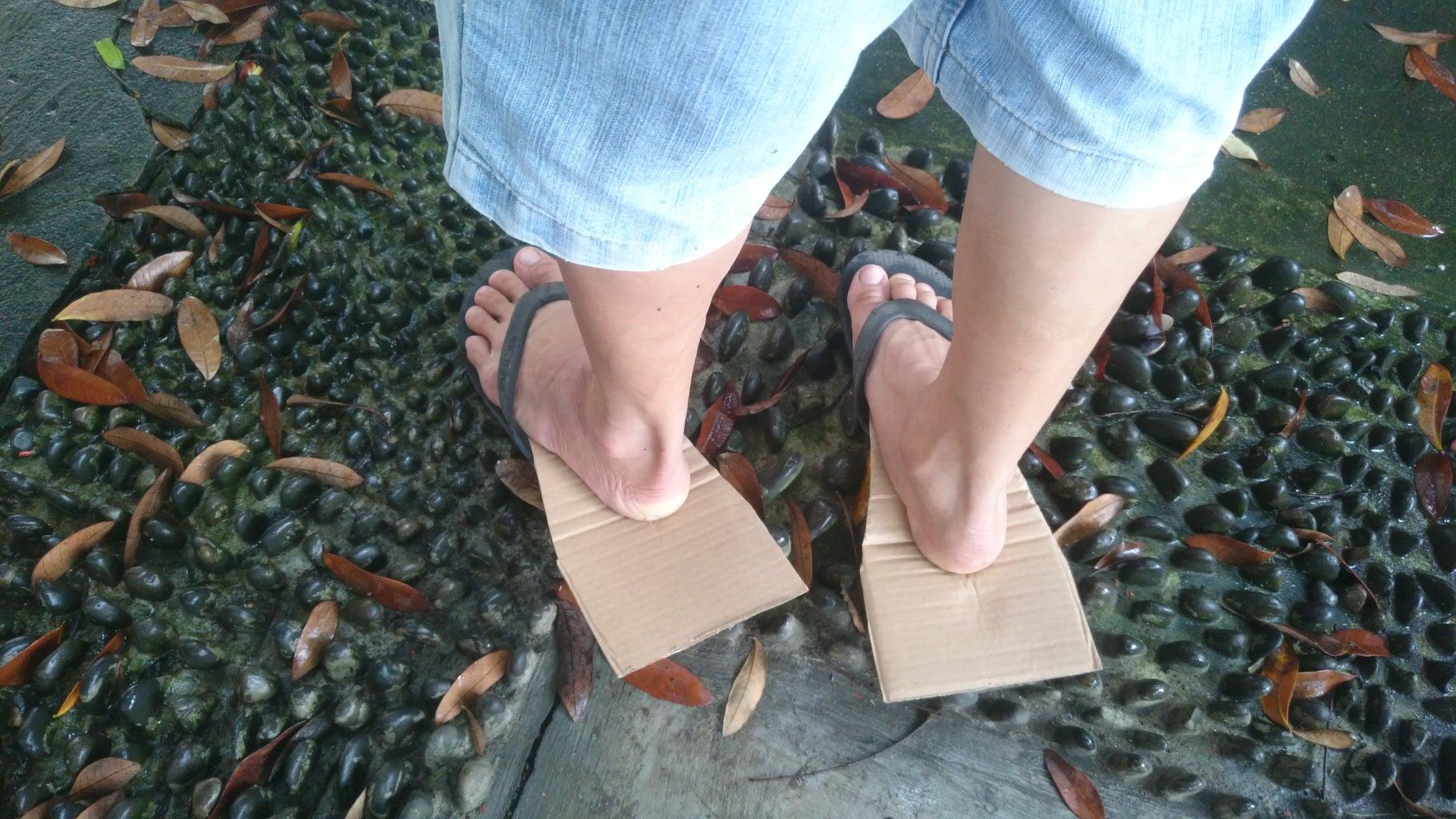 MudGuard for Flip Flops