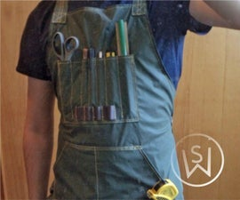 Upgrading Cheap-o Workshop Apron