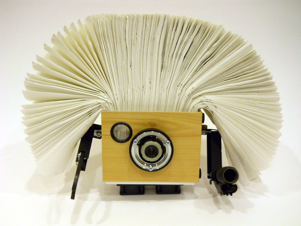 Amadeus, the napkins holder junkbot