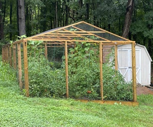 Protected Garden Enclosure 2.0