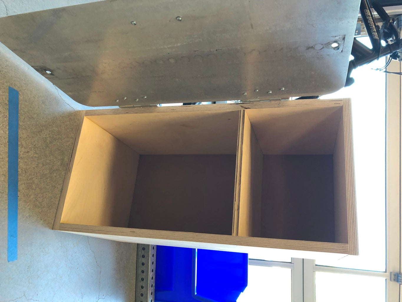 Recycled Cabinet