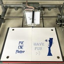 BUILD a PVC CNC PLOTTER IN a SIMPLE WAY