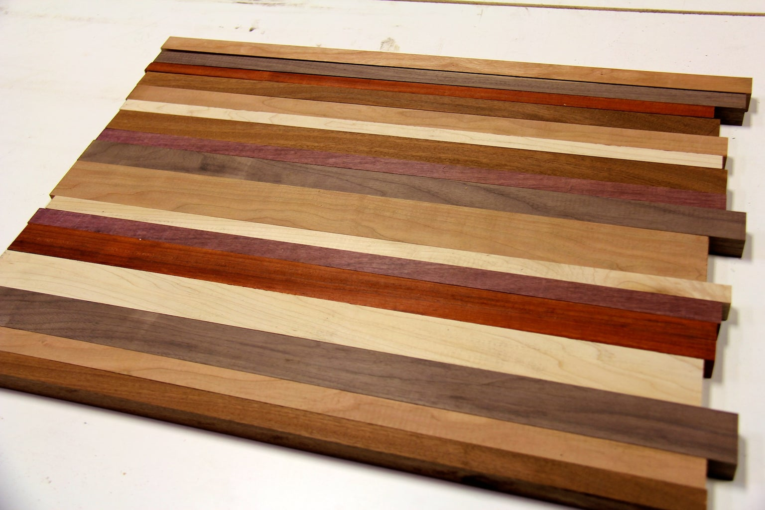 Lay Out Cutting Boards