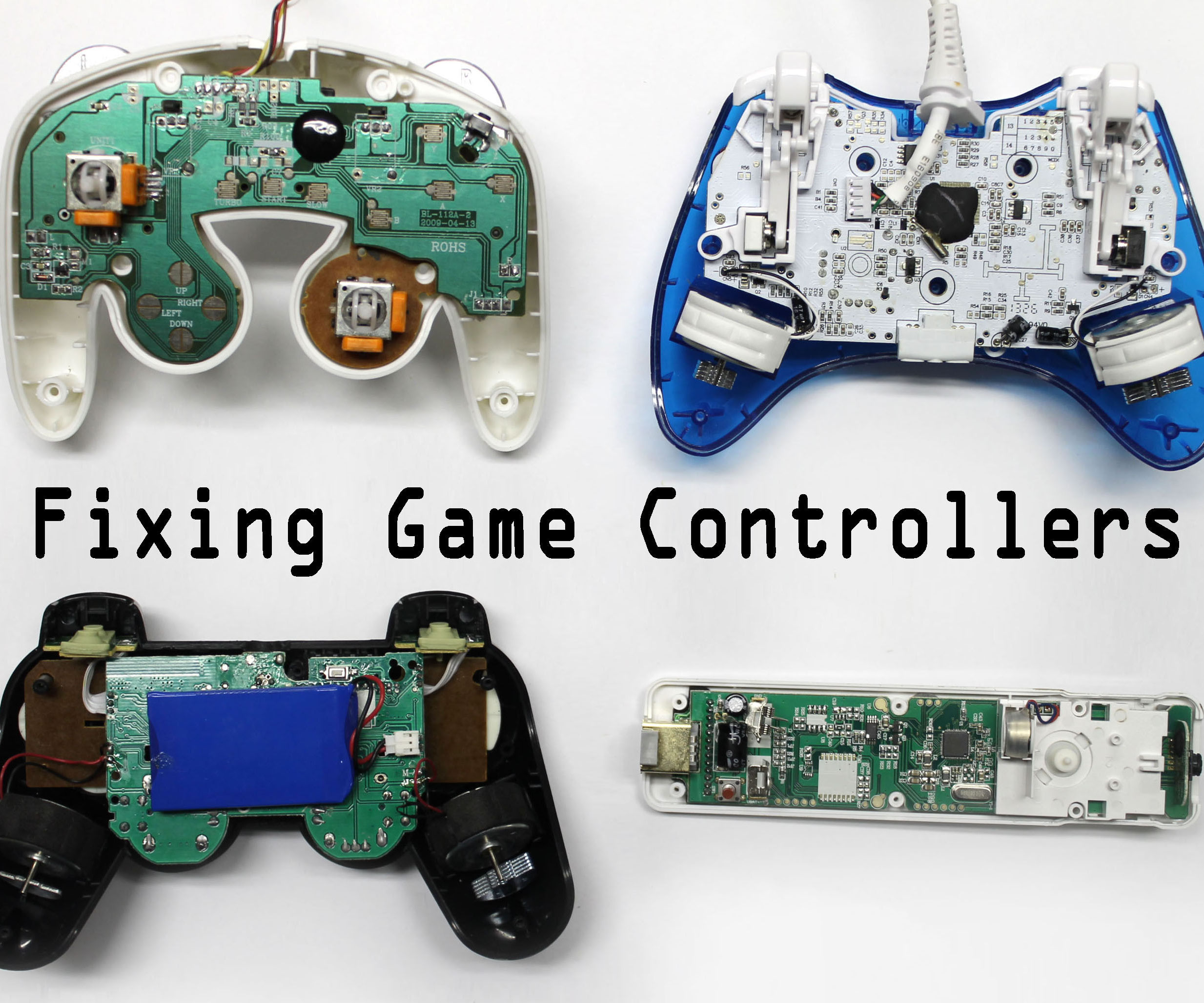 Fix Any Video Game Controller