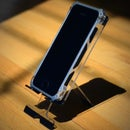 How to Make an Acrylic Smartphone Stand (CNC and Thermoforming)