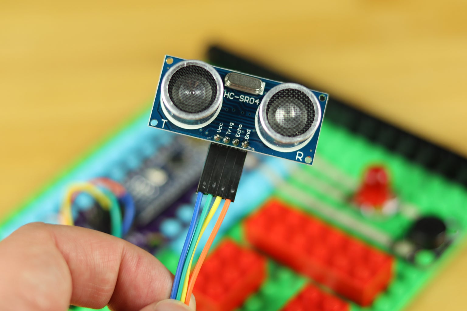 Wire Up Sensor