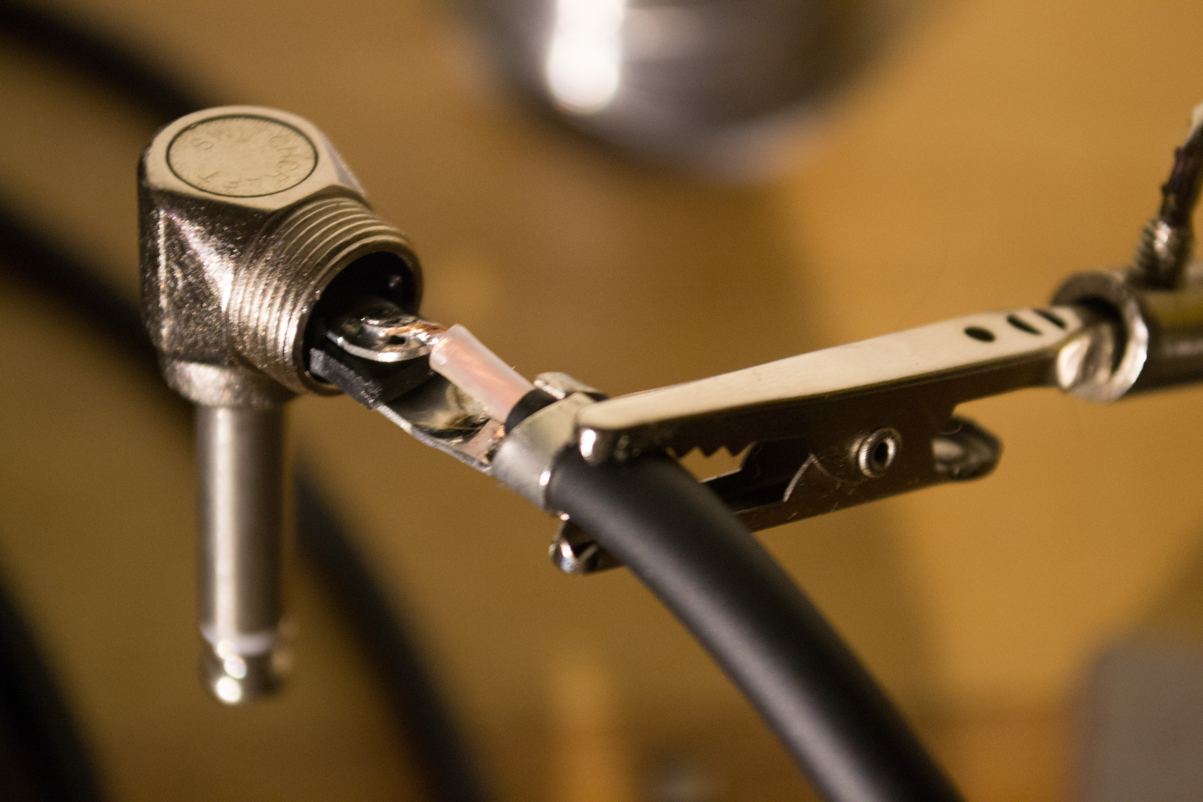Roll your own patch cables