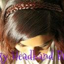 Easy Headband Braid