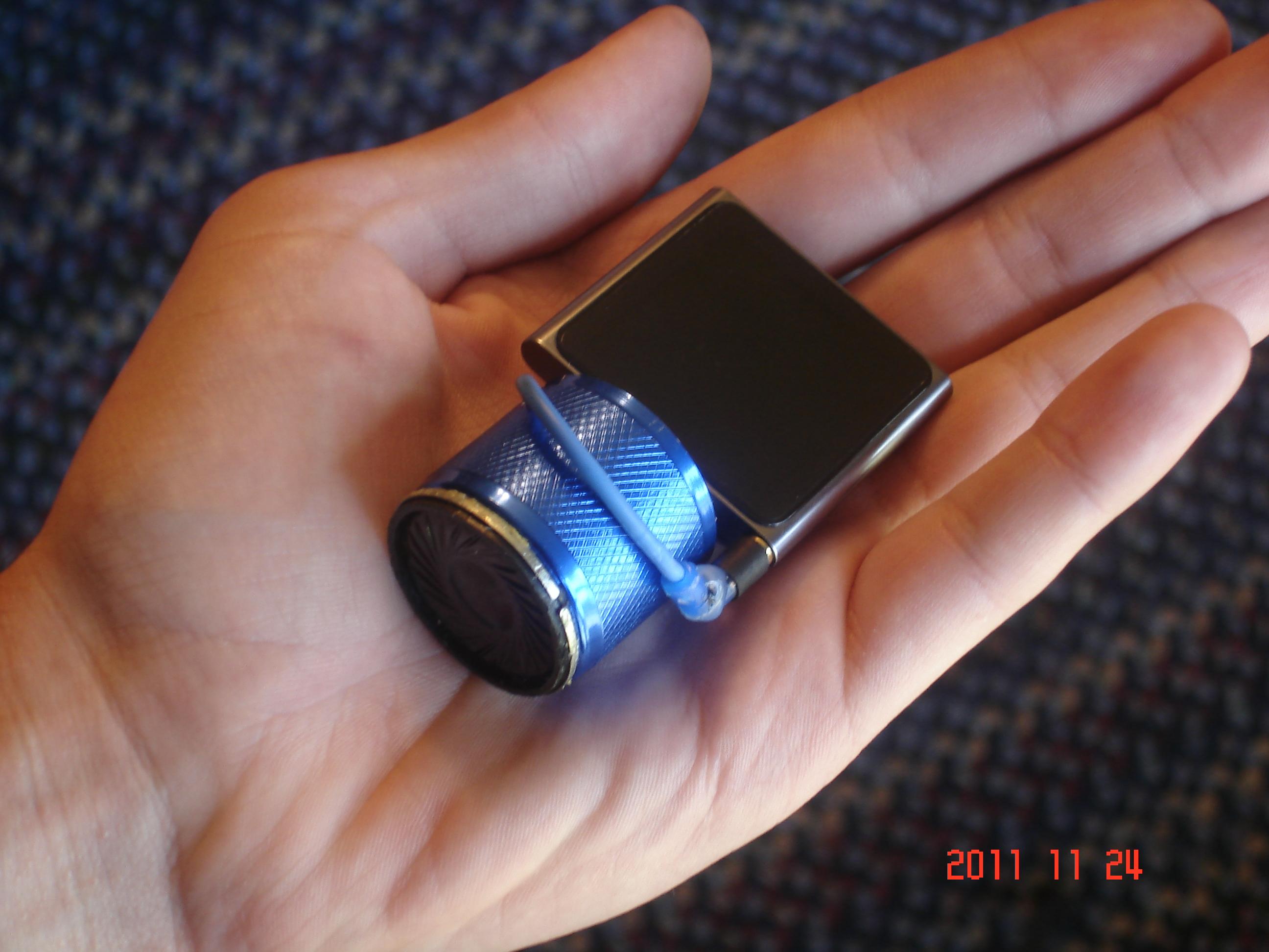 iPod Powered Amplified Speaker