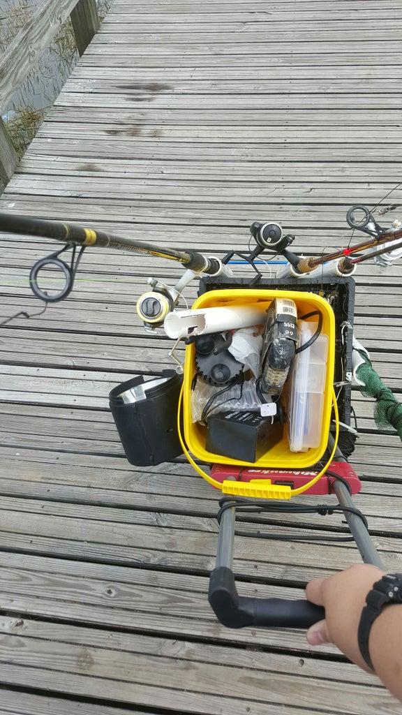 Super Fishing Carrying Box