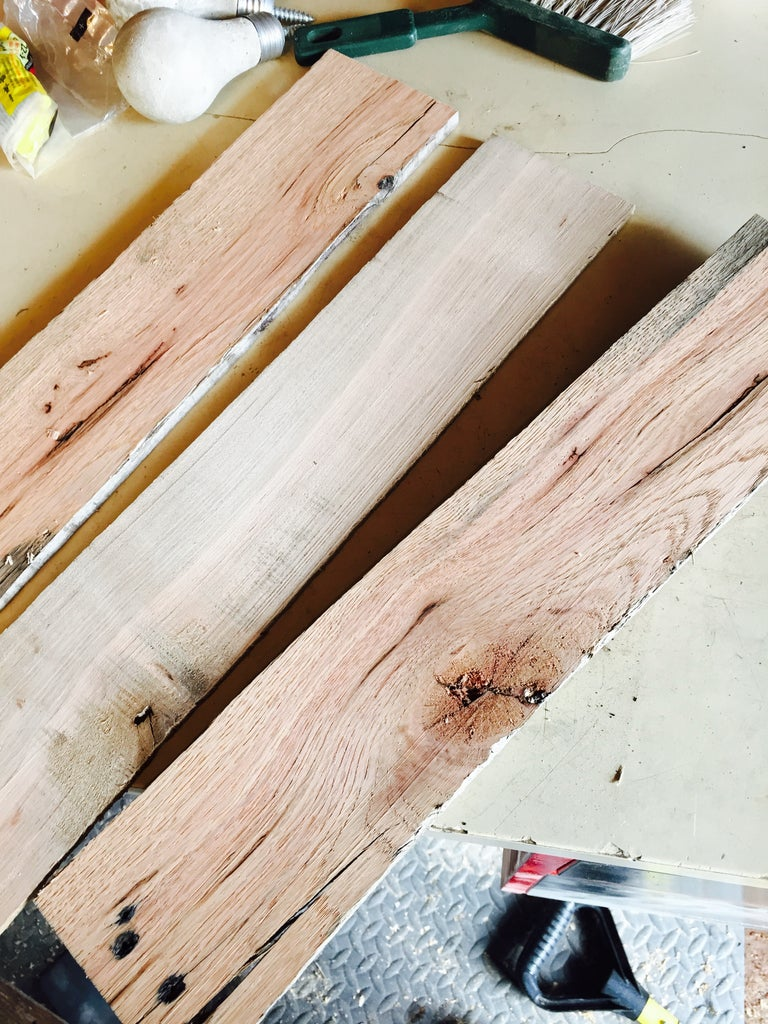 Glue Up Pallets