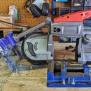 Portable Band Saw Chop Saw Stand
