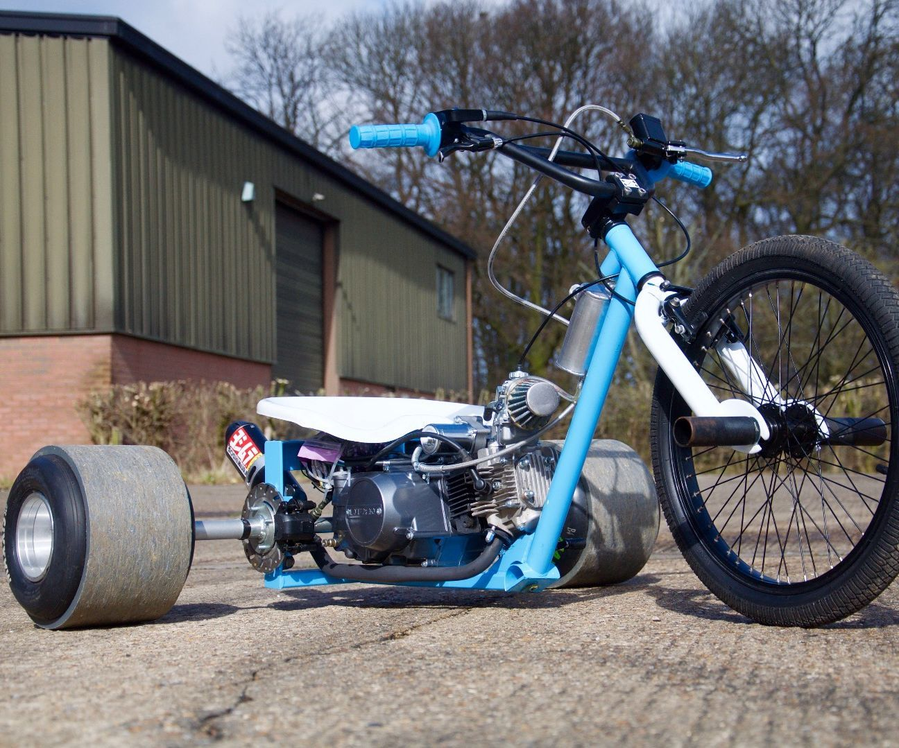 Motorised Drift Trike