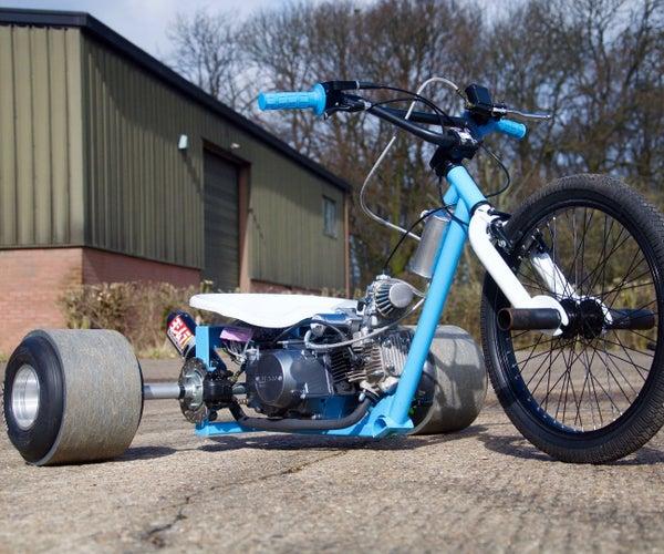 Motorised Drift Trike