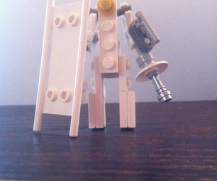 Lego Automated Attack/Defense Unit (AADU)