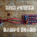 Upgrading your RAMPS With High Power Components