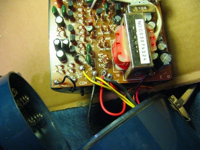 Solder the Wires Onto the Circuit Board