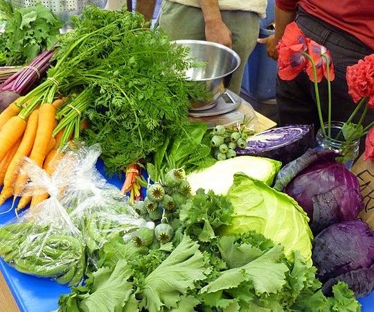 How to Start a Farmer's Market