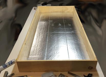 Build 2 - the Foam