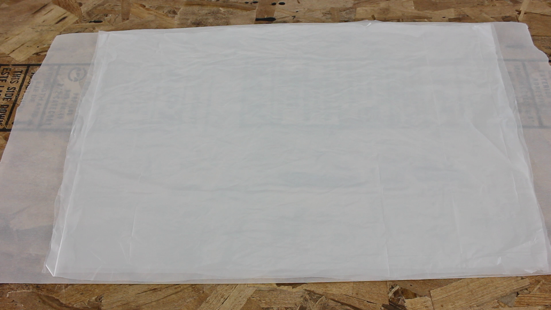 Fuse Four Plastic Sheets Together