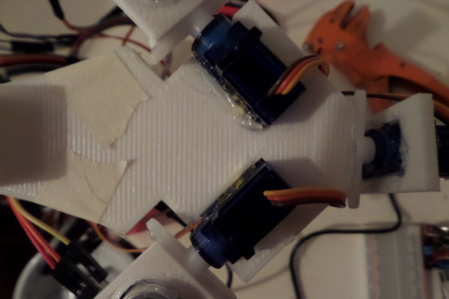 Glue the Parts