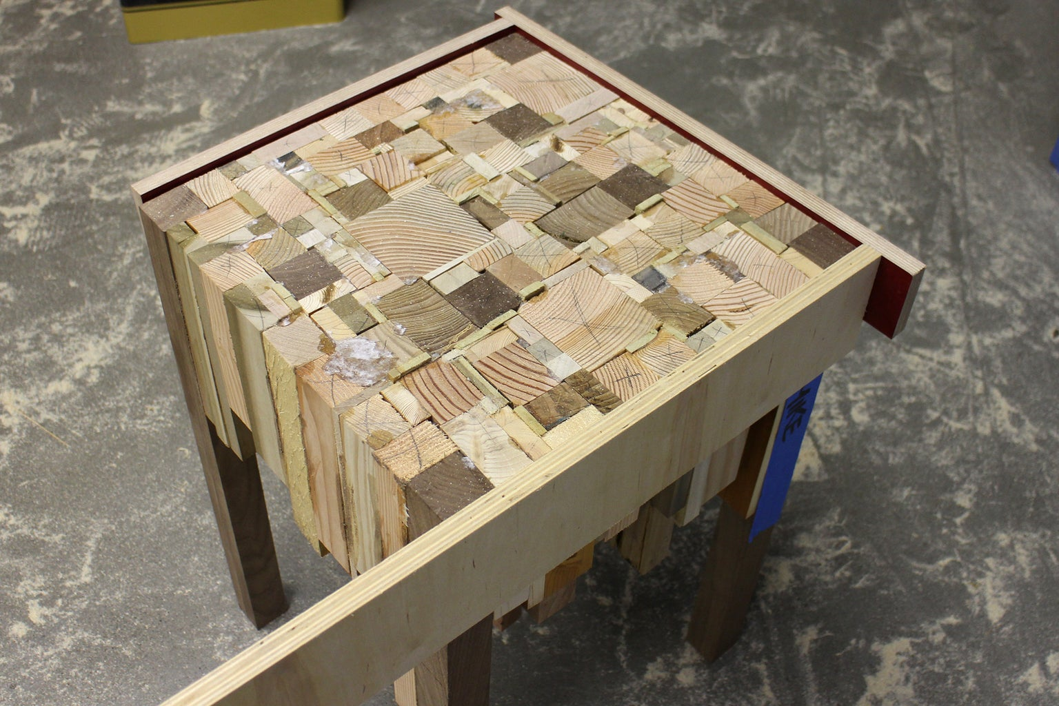 Router Top - Make Level Edging