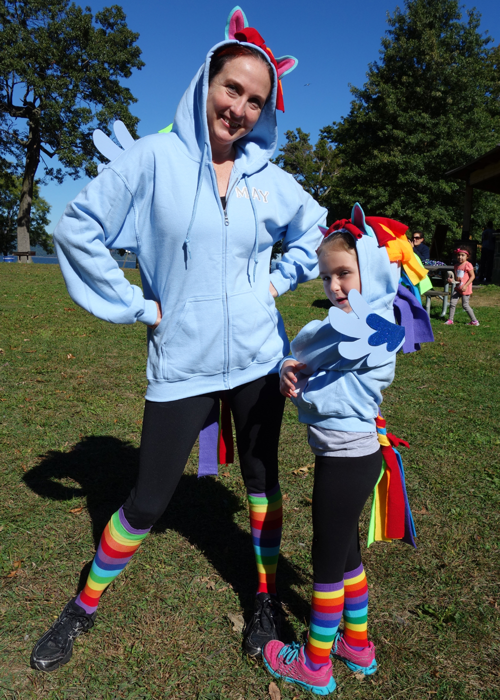 Easy My Little Pony Costume for Adults and Kids!