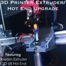 3D Printer Extruder/Hot End Upgrade