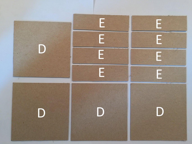 Cutting Cardboard 2