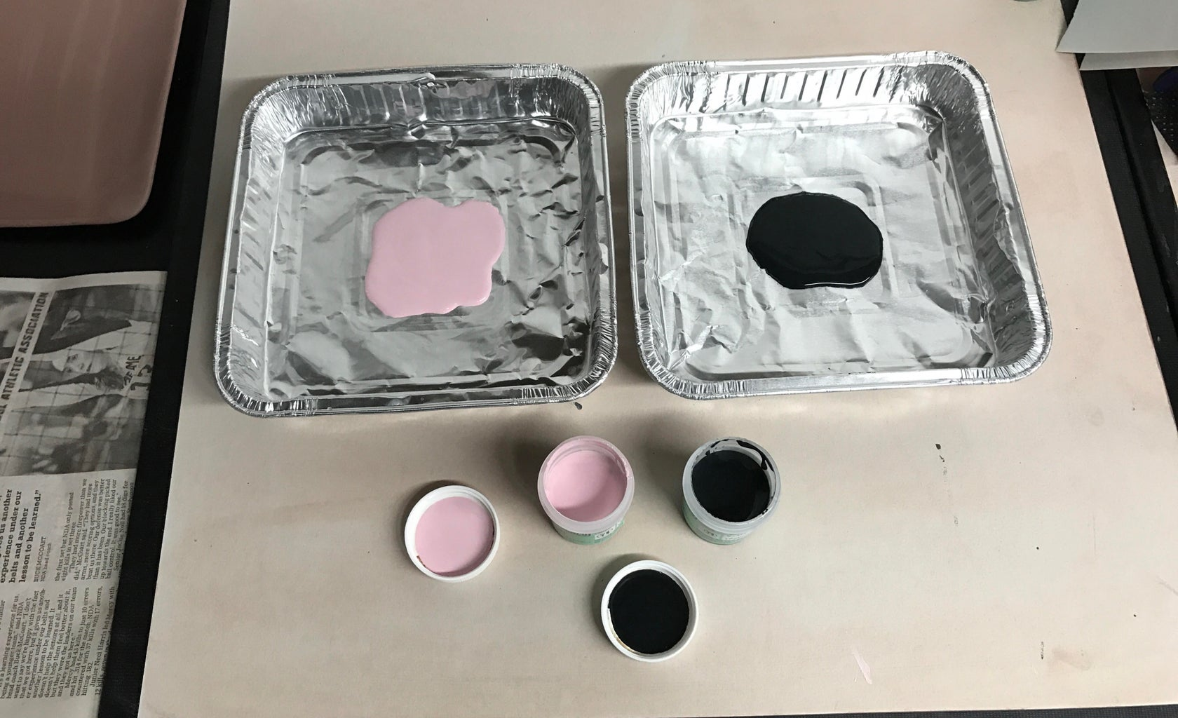 Create Ink Out of Amaco Velvet Underglaze