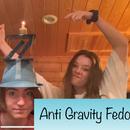 Anti-Gravity Fedora