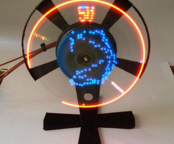 Ultimate RGB Propeller Display
